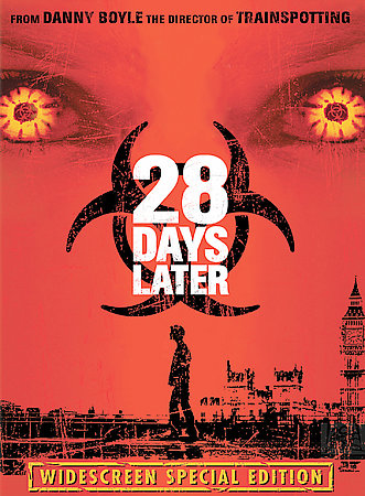 28 DAYS LATER BY MURPHY,CILLIAN (DVD)