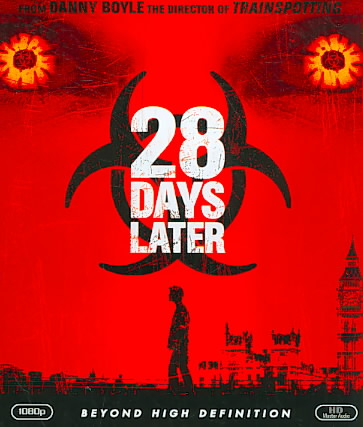 28 DAYS LATER BY MURPHY,CILLIAN (Blu-Ray)